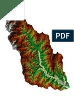Deliminitacion de La Cuenca de Jaen 12 (Modificado)