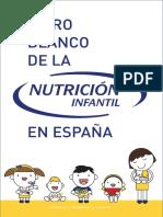 Libro Blanco de La Nutricion Infantil