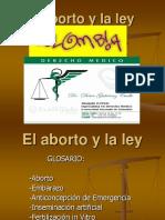 El aborto y la ley