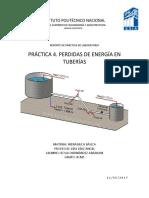 Hidráulica Básica-Práctica 4