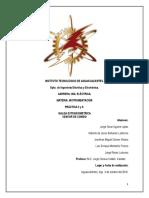 Práctica No.3 Instrumentacion