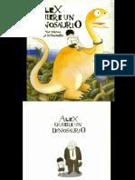 alex-quiere-un-dinosaurio.ppt