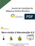 Apresentação WirelessVIB Rev.4