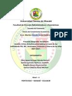 P.I.S. - UTM - Ecuador