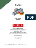 Drainage User Manual