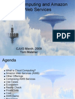 Cloud Computing and Amazon Web Services
