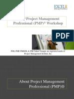 Online pmp training course