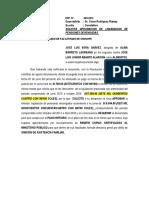 LIQUIDACION DE PENSIONES DEVENGADAS