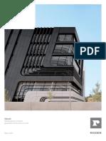 Rieder fibreC üvegszál erősítésű anyagában színezett beton homlokzatburkolat.pdf