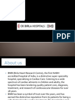 Heart attack clinic in Kolkata - CK Birla | BMB