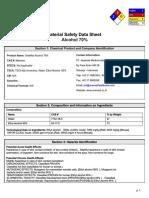 MSDS - Alkohol 70% Onemed.pdf