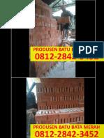 0812-2842-3452, Harga Batu Bata Merah Press, Harga Bata Merah Press