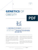 CCH Toolkits Genetics of Obesity