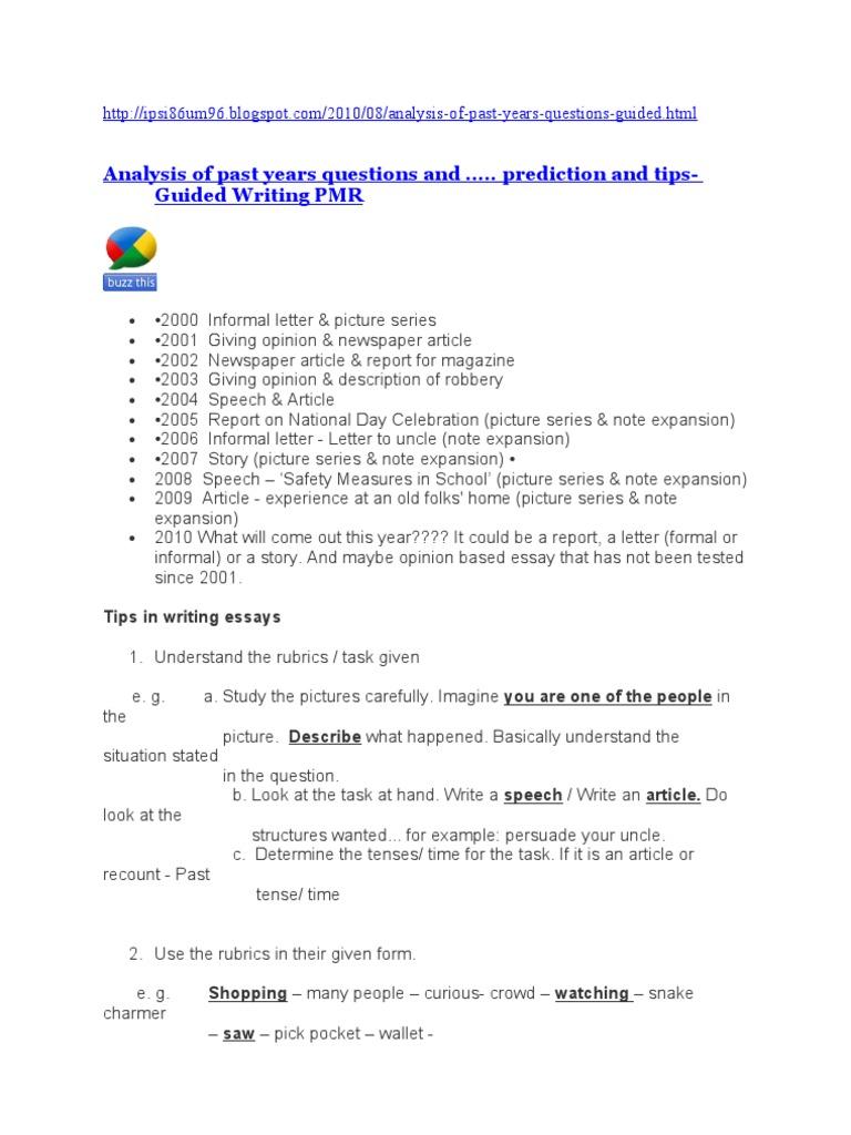 model speech writing