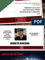 Jerarquía Sistémica Según Kenneth Boulding