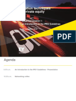 Presentation PE Valuation session 1 - IPEV Guidelines.pdf