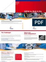 CATIA for Mold Die Brochure Ld