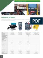 Catalogo Equipos Mecicion Electrica Kaise