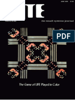 BYTE Vol 00-10 1976-06 the Game of LIFE in Color