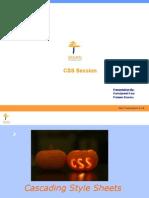 Srijan Presentation on CSS by Kamal and Prateek