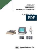 JUE-87 Instruction Manual