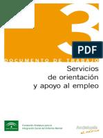 Servicios de Orientación y Apoyo al Empleo (SOAE)