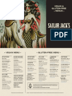 Vegan and Gluten Free Sailor Jack's