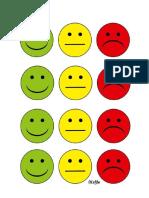 Pict Emoticons Traffic Light