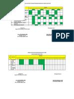 Jadwal Kegiatan Tahunan Program Kesehatan p2 Dbd Tahun 2018