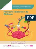 Folleto Informativo BIOLOGIA