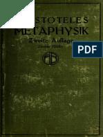 Aristoteles - Metaphysik -  Rolfes ubersetzung.pdf