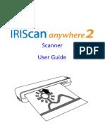 IRIScan Anywhere 2-English