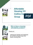 Afforable Housing 101