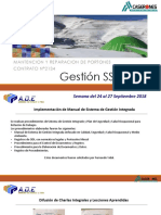Informe Gestion SSO 02.10.2018
