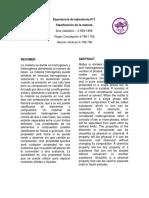 Química-Informe 1