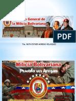 MILICIA OLIVARIANA