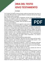 Storia del testo del Nuovo Testamento/1