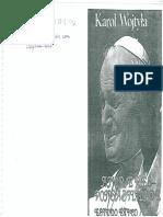 Amor e Responsabilidade - Karol Woytila - Papa João Paulo II