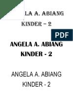 Angela ID