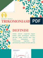 TRIKOMONIASIS - Koass Kulit & Kelamin Kelompok 17