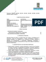 Manual de Funciones Nivel Asistencial Despues Reporte Opec