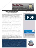 DCPU - CID Newsletter - October 2018