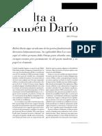 Ortega Julio - Vuelta a Rubén Darío