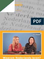 Digitale Brochure - Nederlands Leren