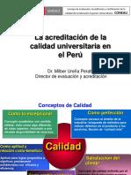 PRE-Sensibilización-La Acreditación en El Perú-260413