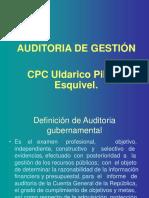 AUDITORIA DE GESTION I.ppt
