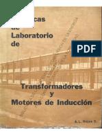 Prácticas de Laboratorio de Transformadores y Motores de Inducción (a-l-rojas)