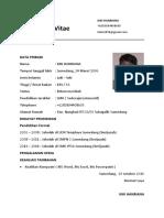 Curiculume Vintae.docx DONY SETIAWAN