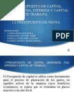 Presupuesto Del Capital