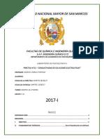 informe de Conductividad